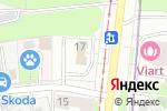 Схема проезда до компании ПМК-1 в Москве