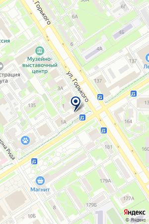 НОТАРИУС СИРМА С.Н. на карте Серпухова