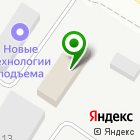 Местоположение компании Vilamebel.ru