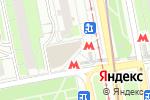 Схема проезда до компании Пекарня в Москве