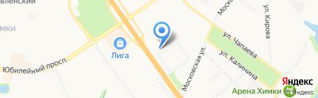 Бетховен на карте Химок