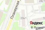 Схема проезда до компании Служба доставки готовых блюд в Москве