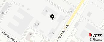 ТехноГазАвто на карте Москвы