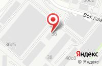 Схема проезда до компании Свам Дистрибьюшн в Москве