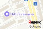 Схема проезда до компании Asmotors в Москве