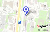 Схема проезда до компании ПРОИЗВОДСТВЕННАЯ ФИРМА МОСТПЛАСТ в Москве