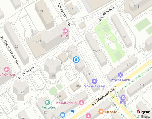 Товарищество собственников жилья «Союз» на карте Химок