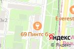 Схема проезда до компании Чудеево в Москве