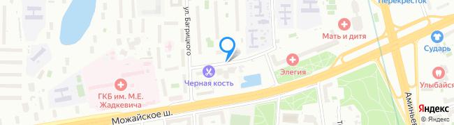 Сафоновская улица