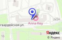 Схема проезда до компании КОМПЬЮТЕРНАЯ ФИРМА АЛЬЯНС-ТМК в Москве