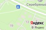 Схема проезда до компании Pacific film в Москве
