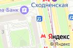 Схема проезда до компании Магазин сухофруктов и кондитерских изделий в Москве