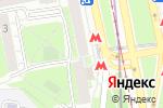 Схема проезда до компании Ломбард Надежда в Москве