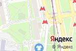 Схема проезда до компании 585 в Москве