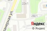 Схема проезда до компании Аудит-2000 в Москве