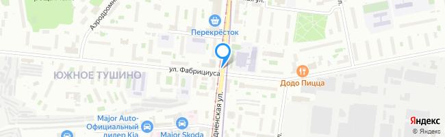 Сходненская улица