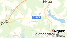 Отели города Кузяево на карте