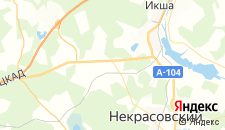 Гостиницы города Кузяево на карте