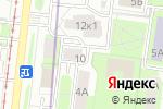 Схема проезда до компании Парент в Москве