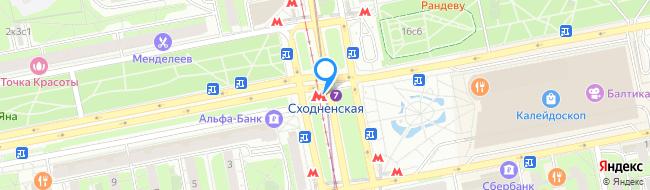 метро Сходненская