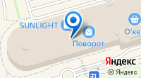 Компания MEBELGOLD на карте