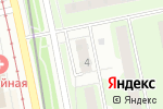 Схема проезда до компании Квантуреал в Москве