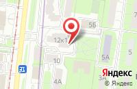 Схема проезда до компании Бакалея Вкусов в Москве