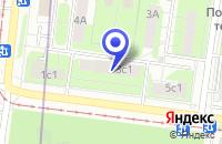 Схема проезда до компании АВТОСЕРВИСНОЕ ПРЕДПРИЯТИЕ ТЕХЦЕНТ ТМЗ №18 в Москве