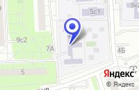 Схема проезда до компании МЕБЕЛЬНЫЙ САЛОН KONTEKS в Москве