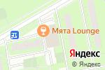 Схема проезда до компании УютСон в Москве
