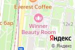 Схема проезда до компании Соль+ в Москве