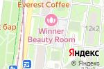 Схема проезда до компании Средняя общеобразовательная школа №1056 с дошкольным отделением в Москве