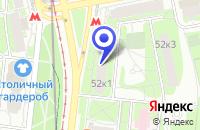 Схема проезда до компании ГРАНД-ЛОМБАРД в Москве