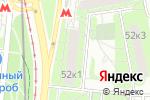 Схема проезда до компании Мини-пекарня в Москве