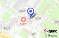 Схема проезда до компании ОТДЕЛЕНИЕ ТУШИНСКОЕ АКБ НОМОС-БАНК в Москве