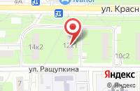 Схема проезда до компании ЭльТорг в Москве