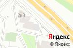 Схема проезда до компании Орленок в Москве