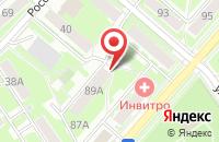 Схема проезда до компании Целитель в Серпухове