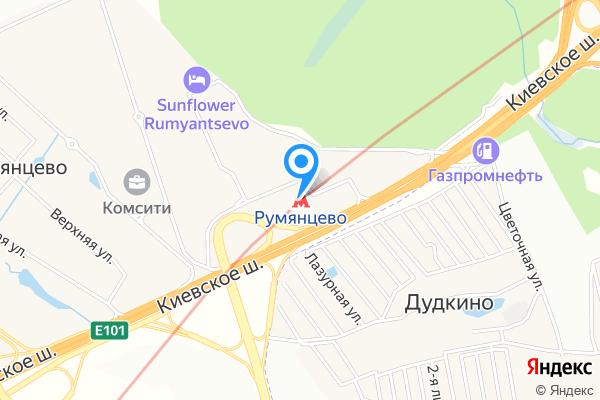 Контакты Бизнес парк РУМЯНЦЕВО