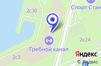 Схема проезда до компании МЕДИКО-ВОССТАНОВИТЕЛЬНЫЙ ЦЕНТР КРЫЛАТСКИЕ ХОЛМЫ в Москве