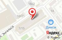 Схема проезда до компании Ривайс в Химках