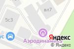 Схема проезда до компании Major Ford в Москве