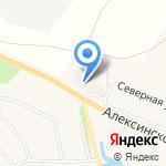 Милк на карте Ленинского
