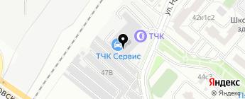 Orange сервис на карте Москвы