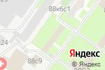Схема проезда до компании Сервис-сеть в Москве
