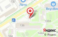 Схема проезда до компании ЗДОРОВ.ру в Серпухове