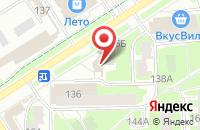 Схема проезда до компании Ассорти в Серпухове