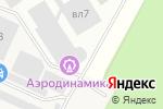 Схема проезда до компании Major Hyundai в Москве