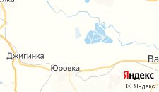 Отели города Малый Разнокол на карте