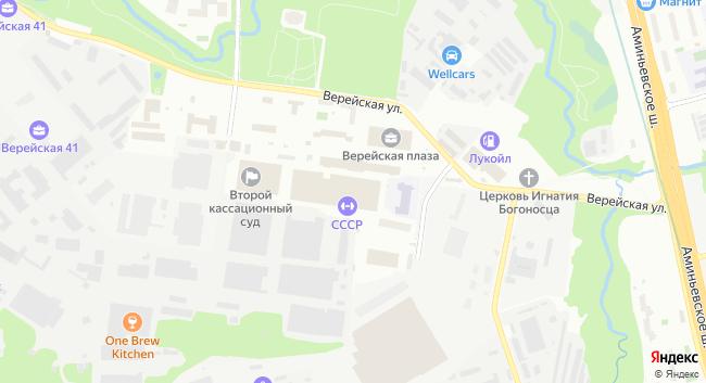 Бизнес-центр Vereyskaya Plaza 3 - превью 2